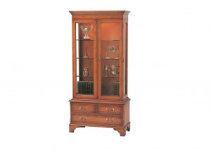 Bradley Collectors Display Cabinet