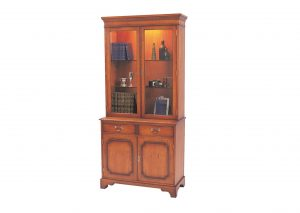 Bradley Display Cabinet 2 Door Cupboard