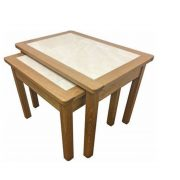 Beaumont Tiles Top Nest Tables