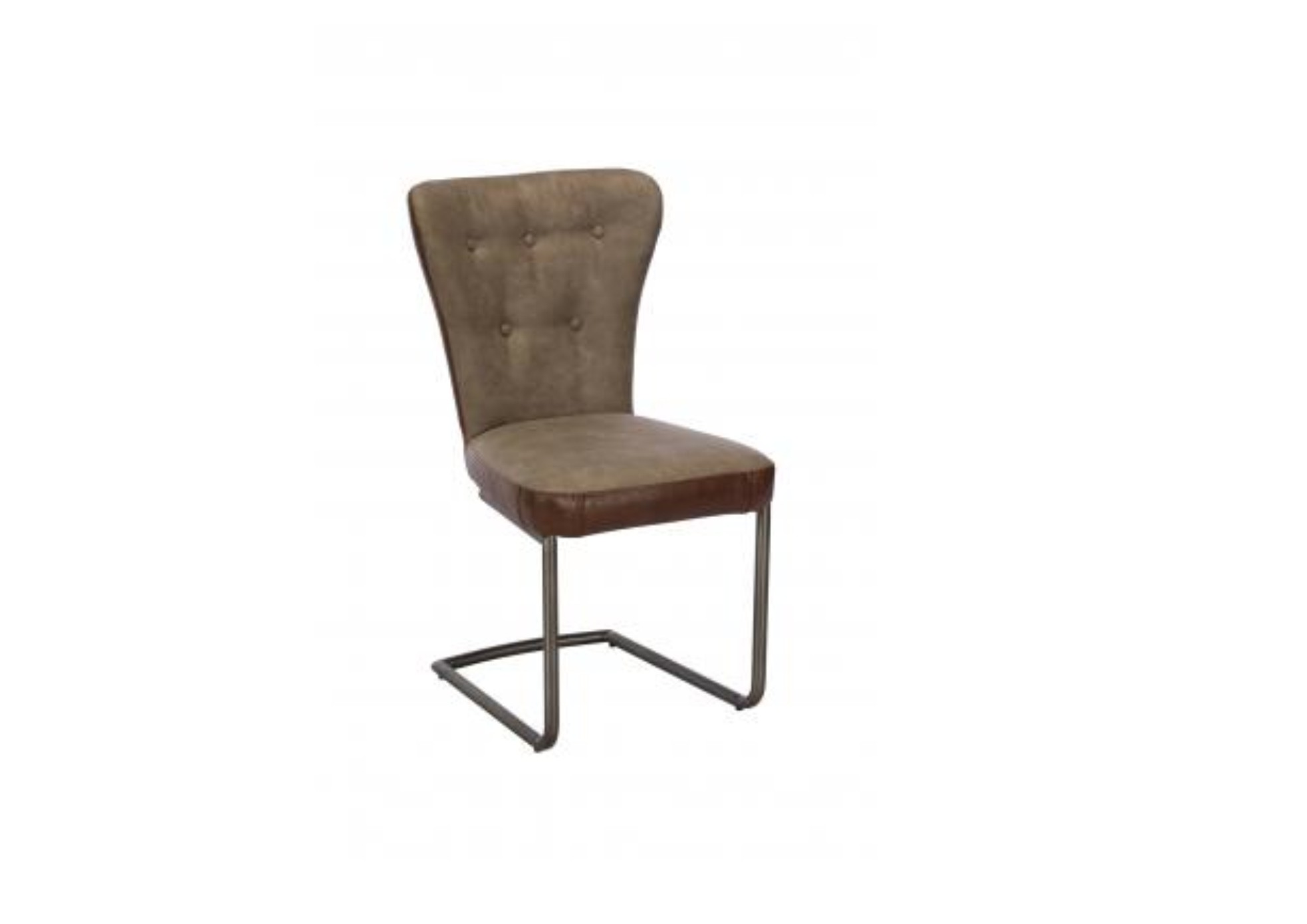 Petra Dining Chair Oscar Brown Grey
