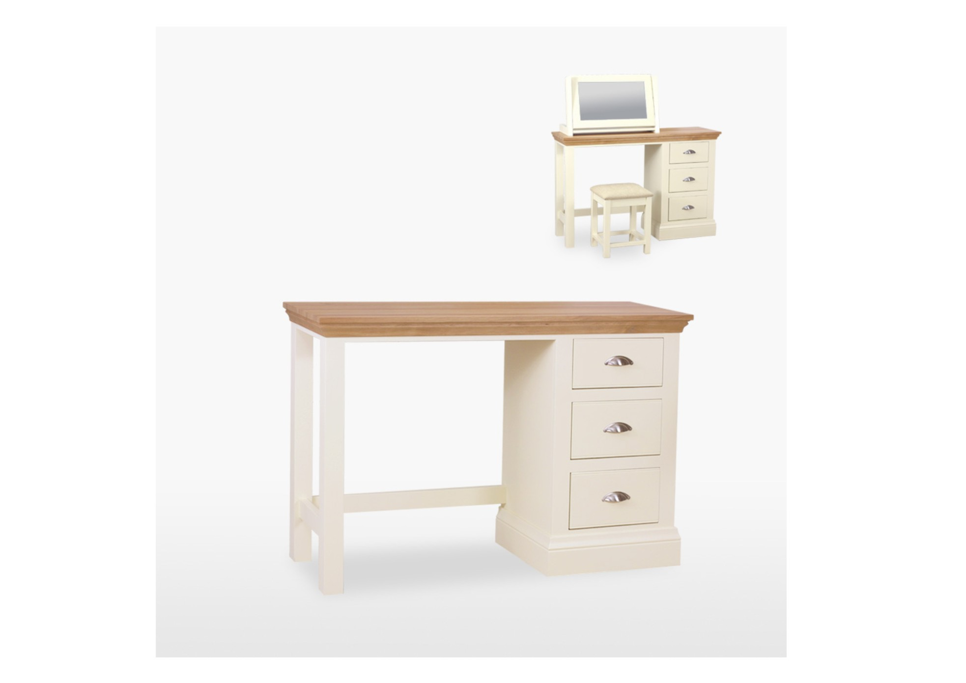 Coelo Painted Small Dressing Table
