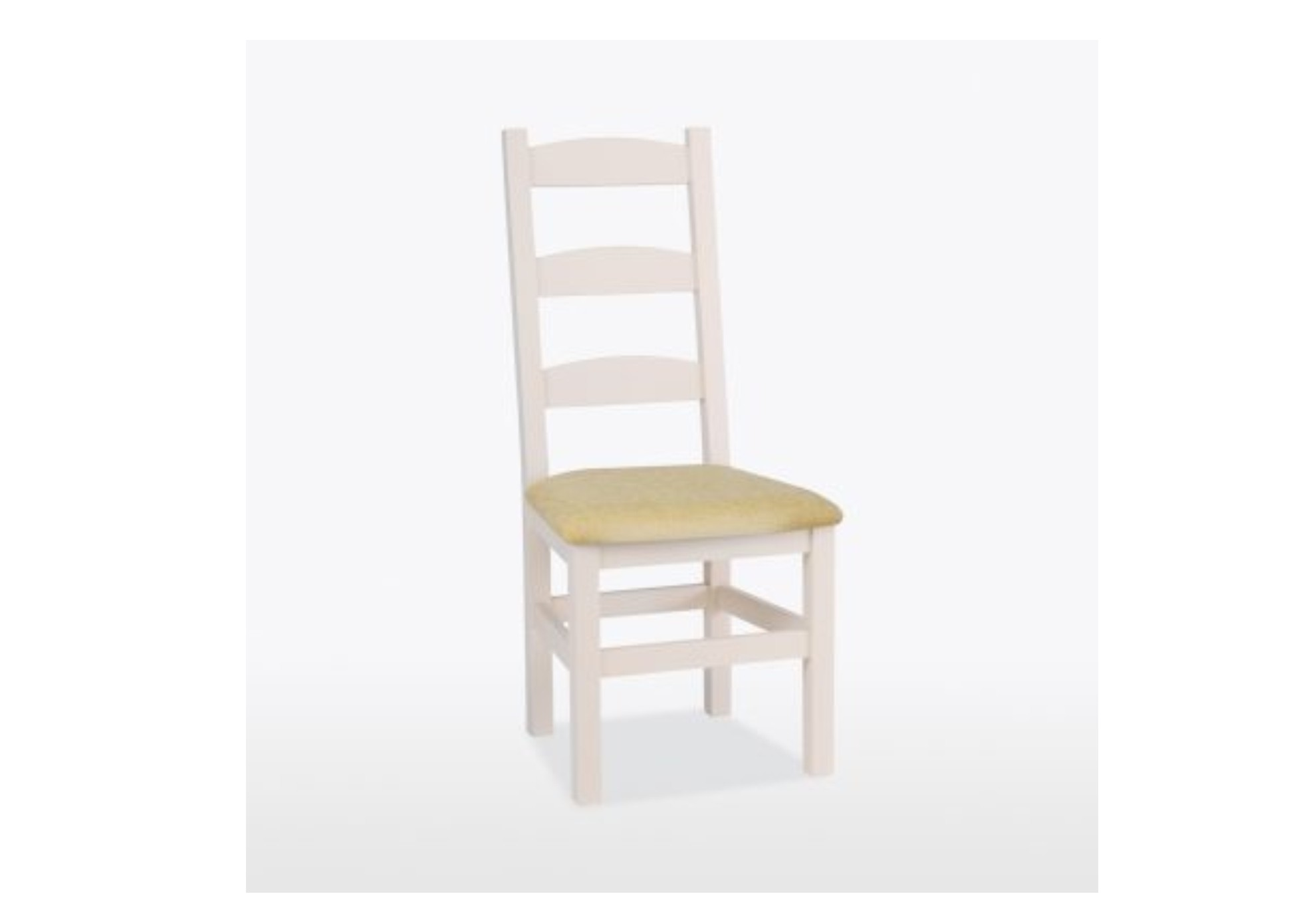 Coelo Painted Amish Dining Chair
