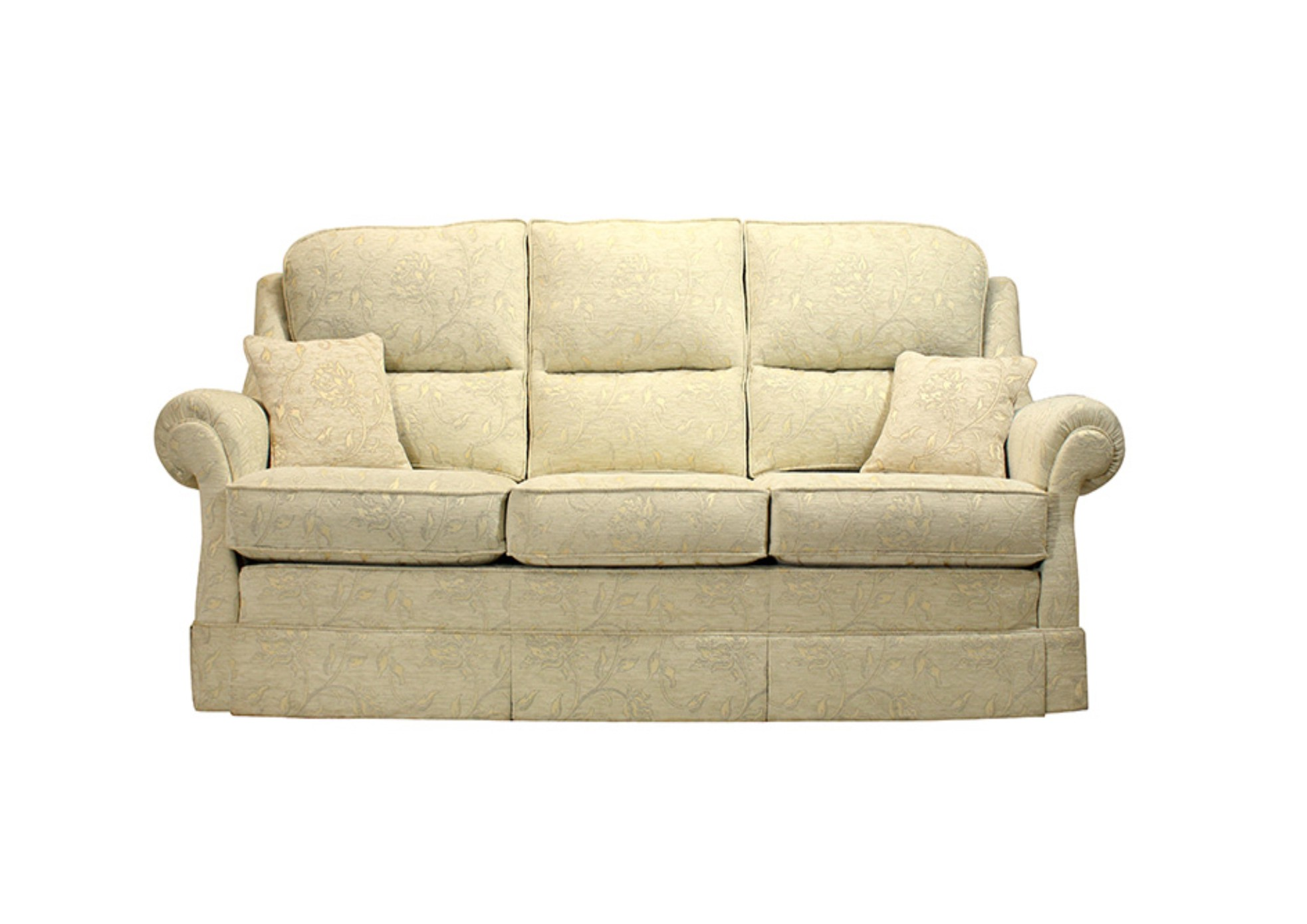 Malvern Bridgecraft 3 Seater Sofa
