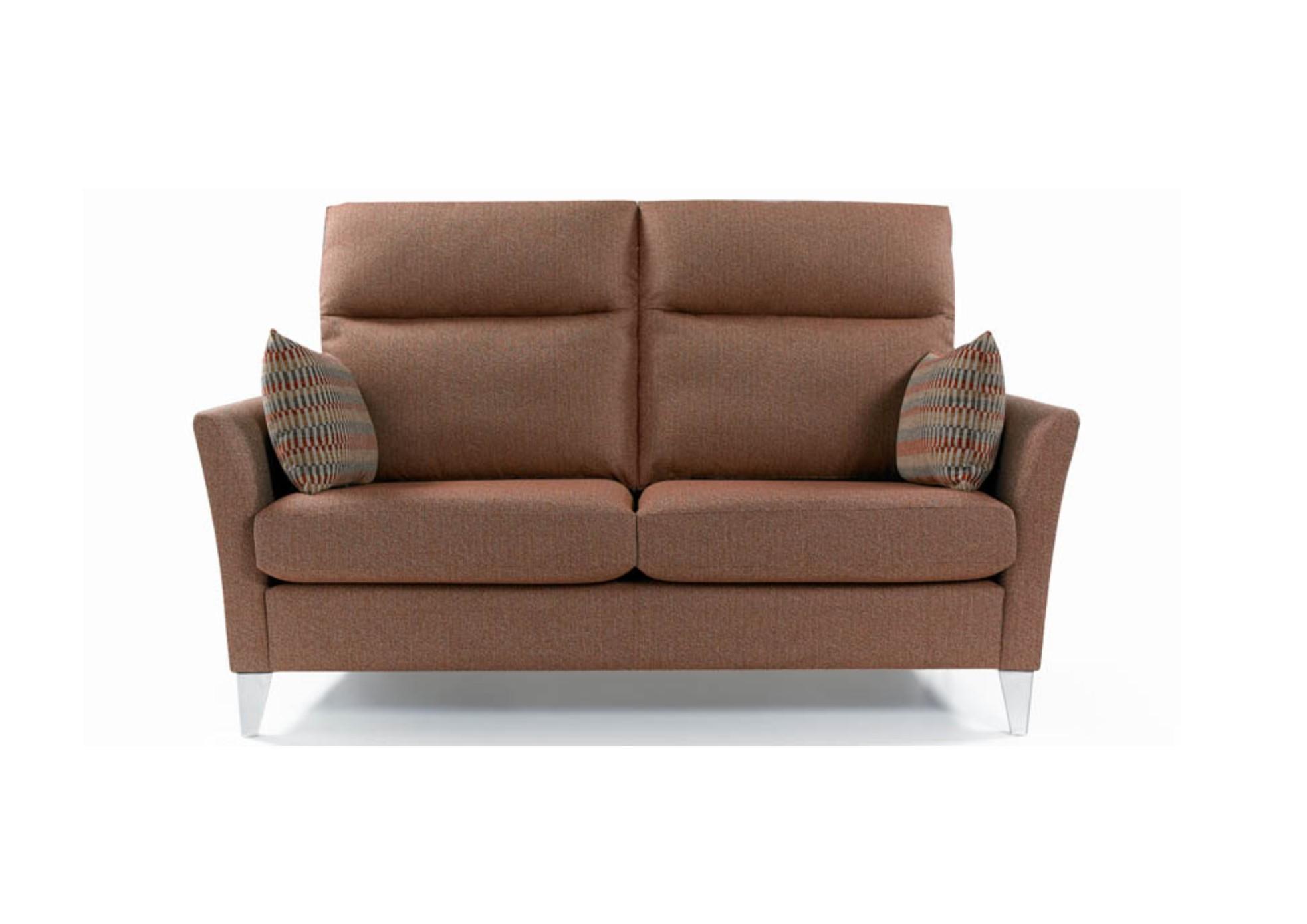 Milo 3 Seater High Back Sofa