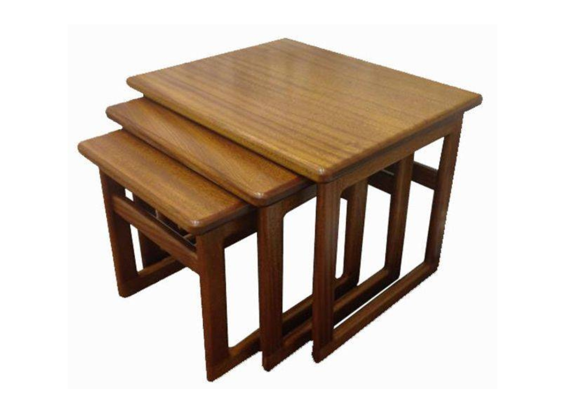 AnBercraft Traditional Nest Tables