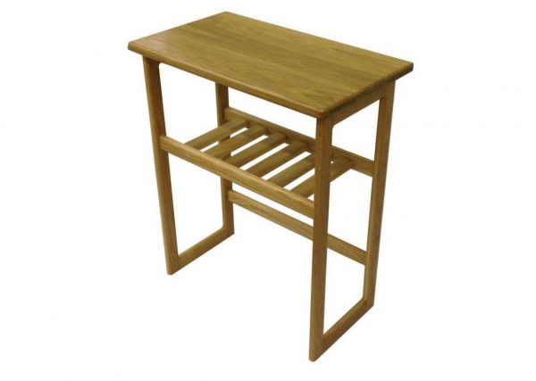 AnBercraft Traditional Solid Top Hall Table