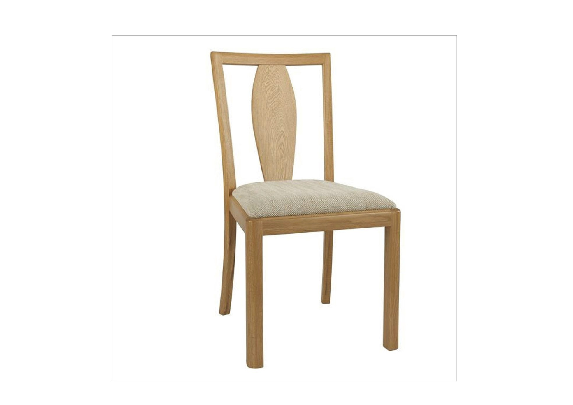 Stockholm Fabric Dining Chair