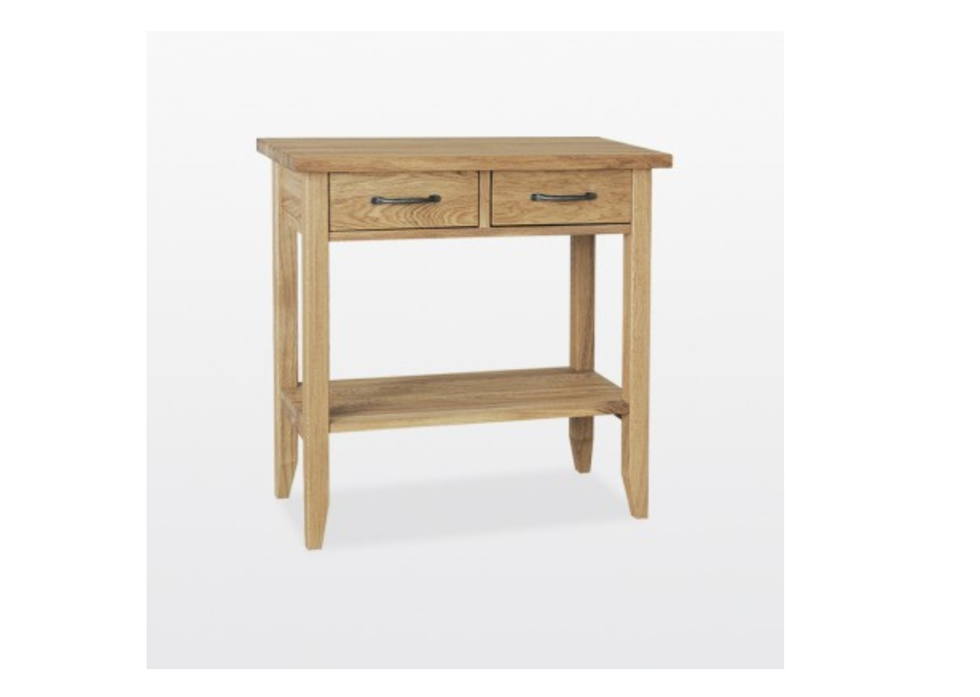 Windsor Oak Large Console Table
