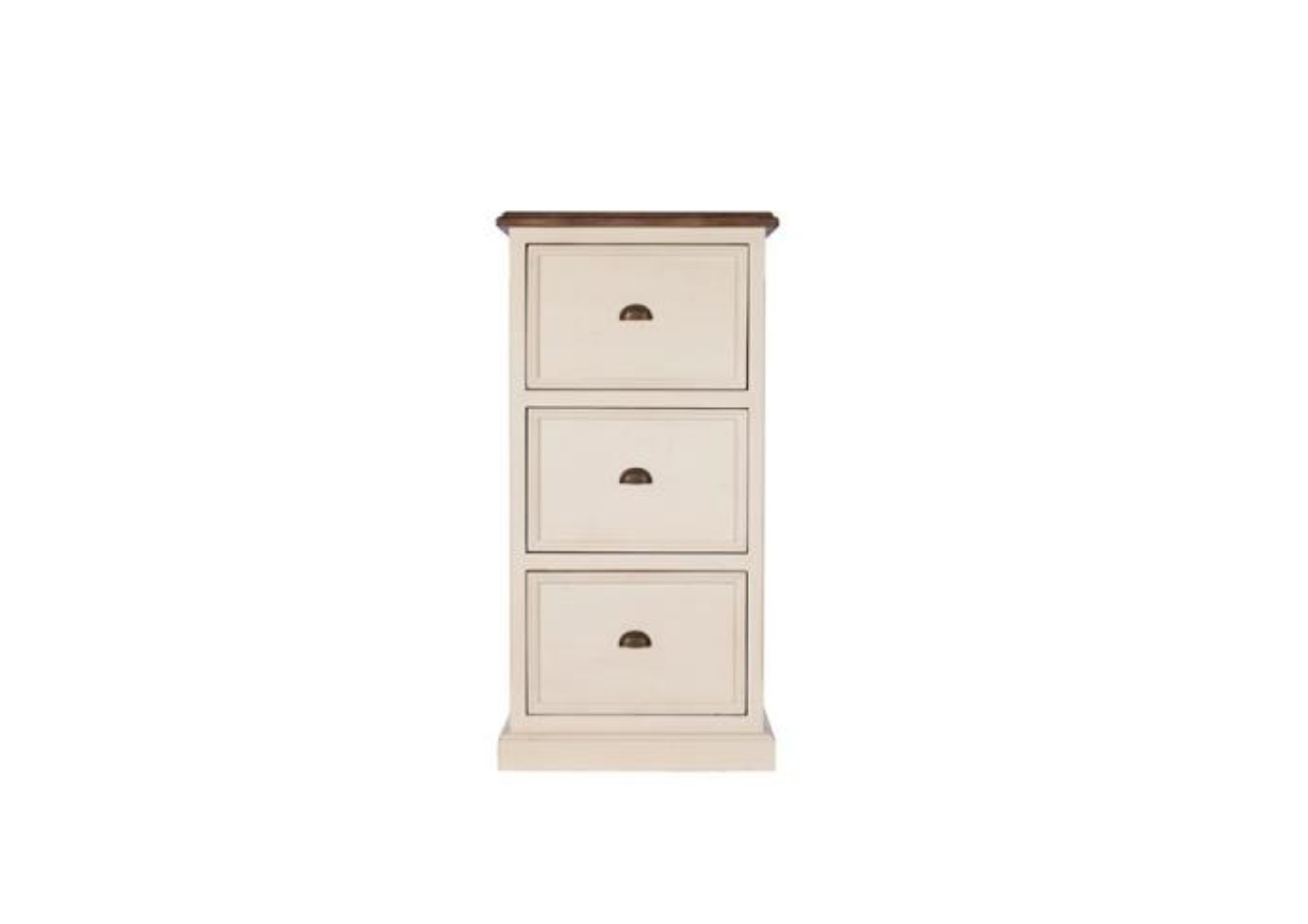 Cotswold 3 Drawer Filing Cabinet