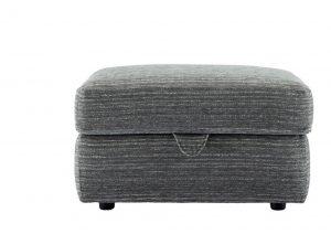 Washington Stool leather fabric donaldsons furnishers