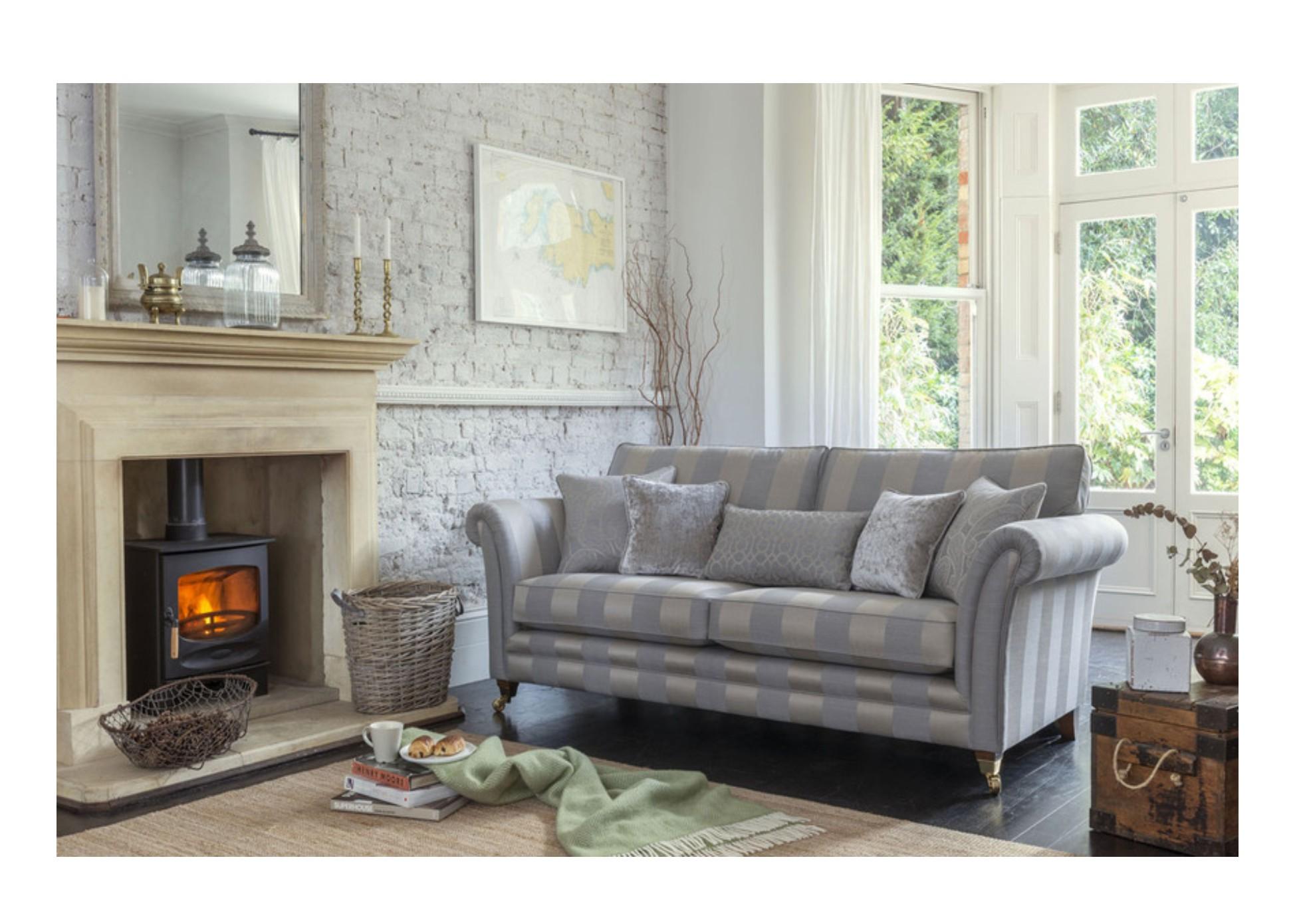 Adelphi Lowry 3 Seater Sofa