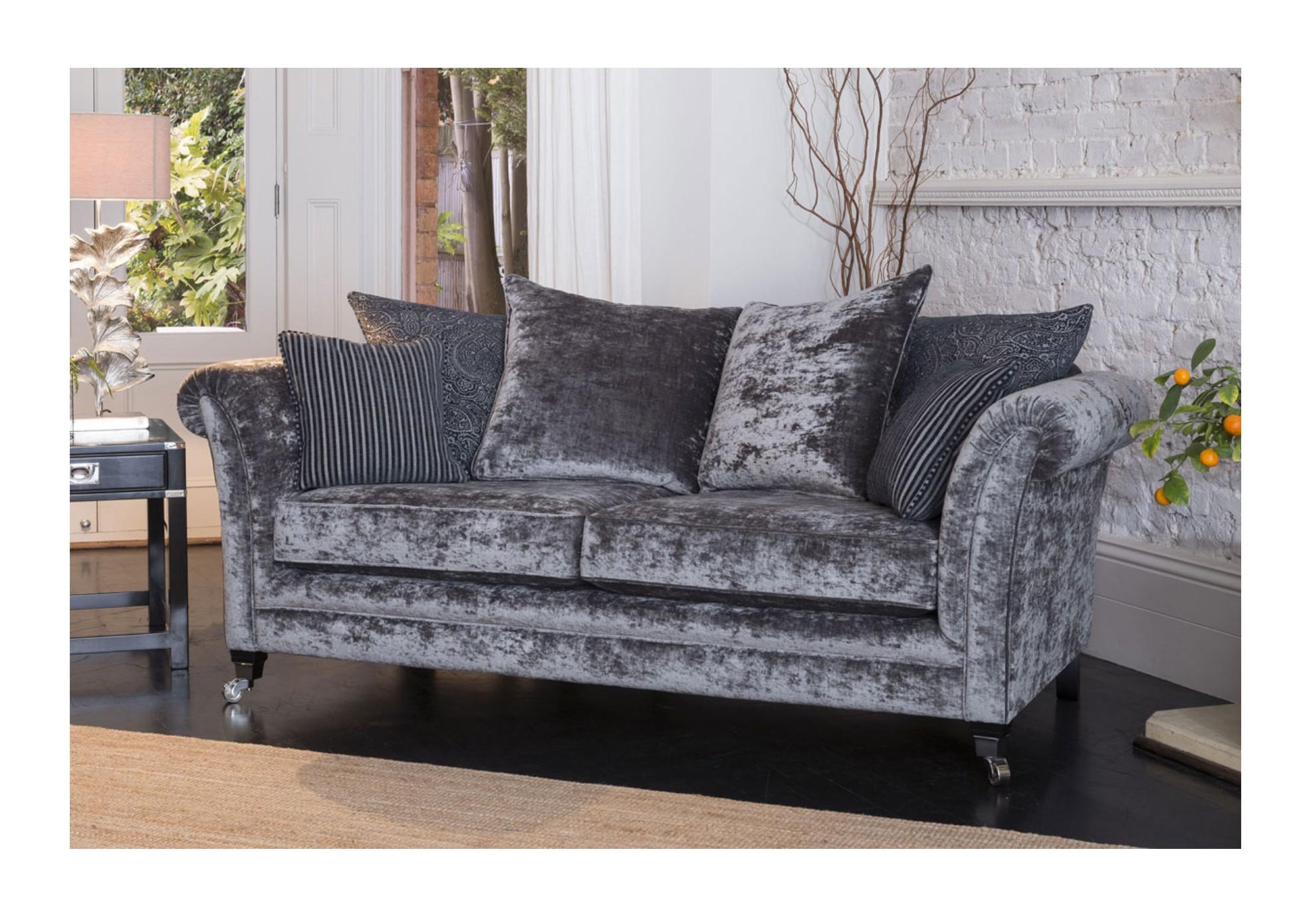 Lowry 3 Seater Sofa