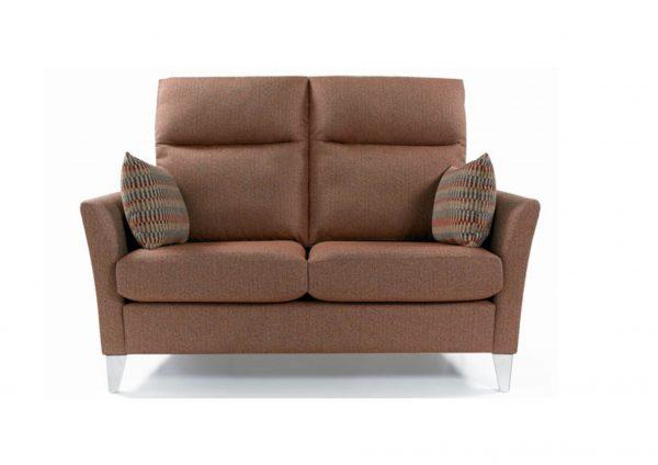 Milo 2 Seater High Back Sofa