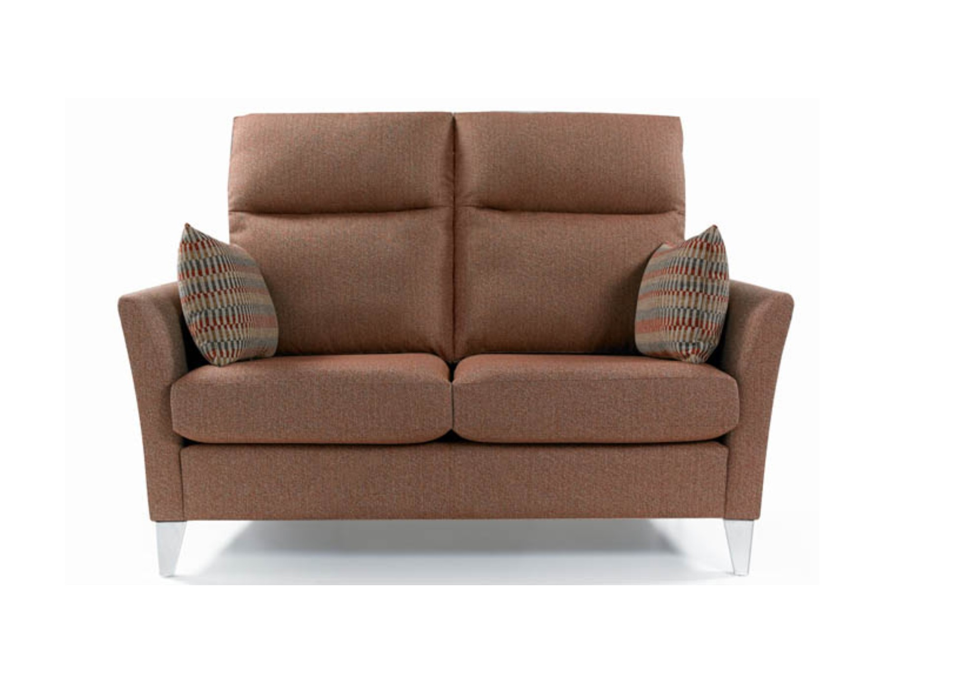 Milo 2 Seater High Back Sofa