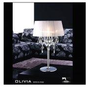 Olivia IL30062 WHT