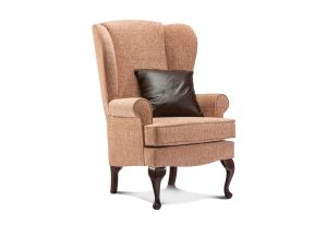 Westminster High Seat Fire Side Chair