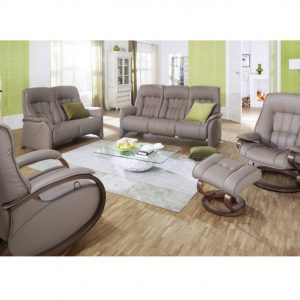 Rhine power static fixed manual leather fabric donaldsons furnishers