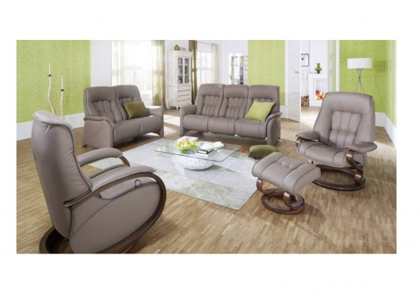 Rhine power static fixed manual leather fabric donaldsons furnishers