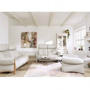 himolla Universe 2 Seater Sofa with Cumuly Function