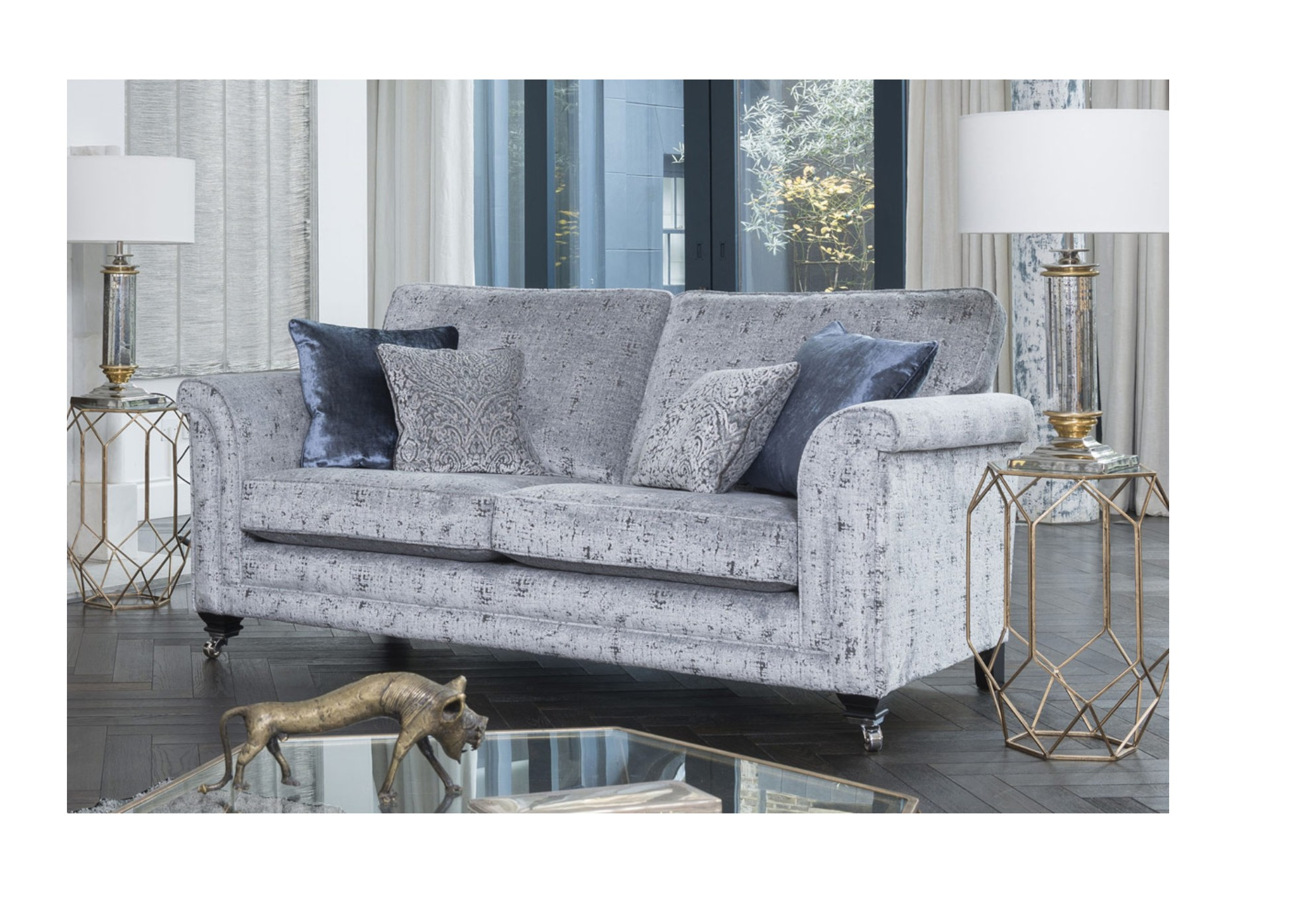 Fleming Grand Sofa alstons, carlisle