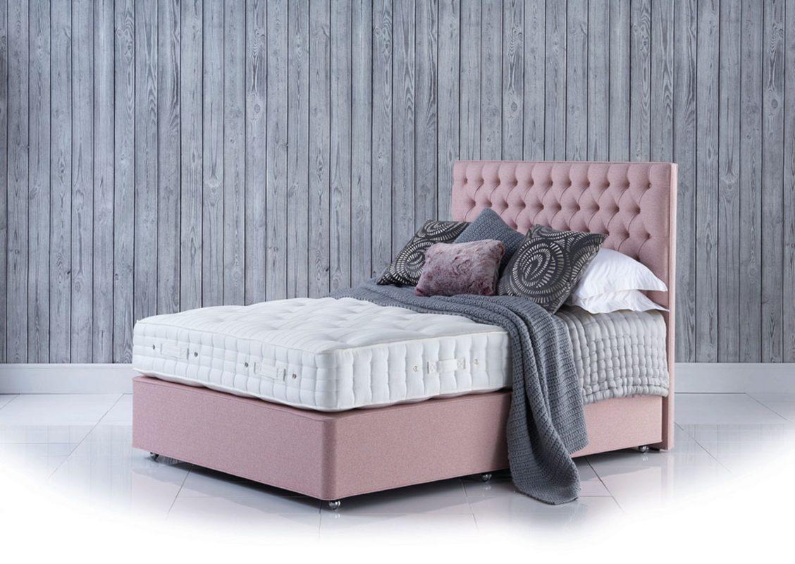 Elite Cashmere 2'6 3' 3' 3'6 5' 6' beds hypnos