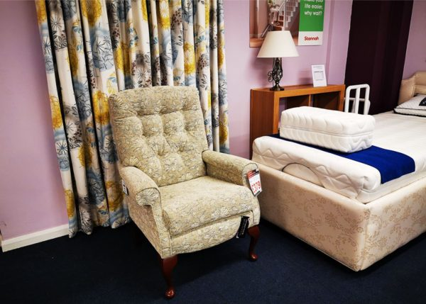 Shildon Fireside Chair Clearance