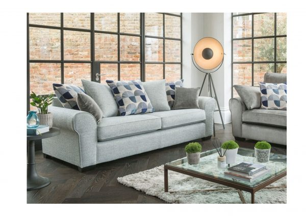 Camden Grand Sofa Scatter Pillow Back