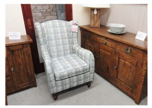 Huxley Fireside Chair Clearance