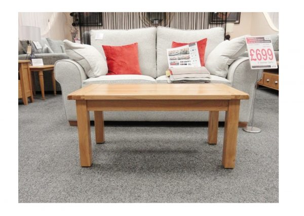 Normandy Coffee Table Clearance