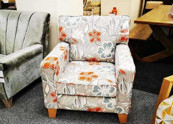 Camden Accent Chair Clearance