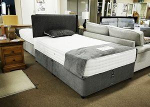 Diamond Natural Divan 4ft base and mattress Set Clearance