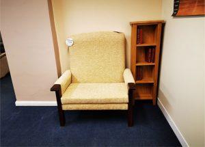 Mariane Wide Chair Clearance