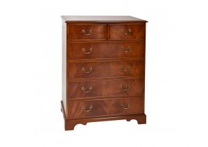 Bradley Six Drawer Chest