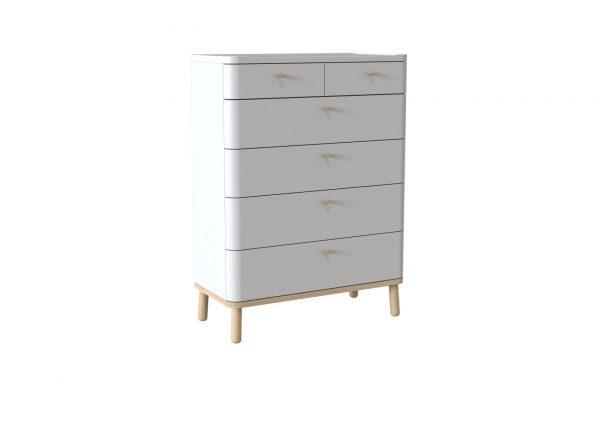 Trua Painted 6 Drawer Furniture