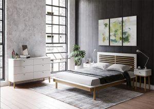 Trua Painted Bedroom Furniture