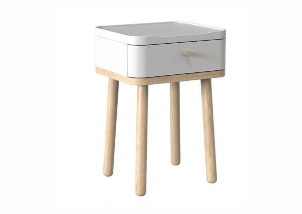 Trua Painted Bedside Furniture