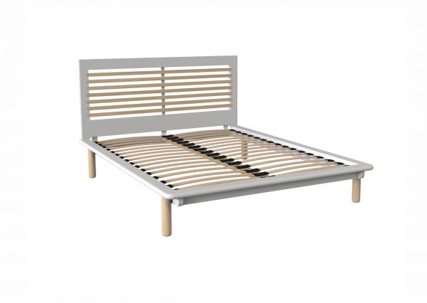 Trua Painted Double Bed Furniture