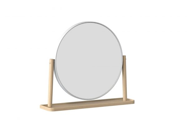 Trua Painted Dresser Mirror Furniture