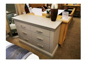 Valencia 6 Drawer Wide Chest Clearance